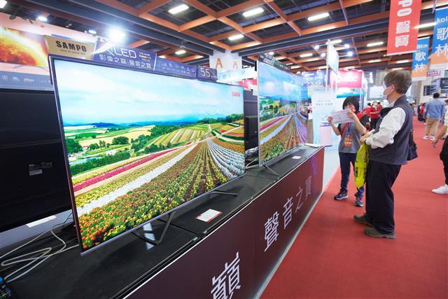В первом полугодии OEM-производители увеличили выпуск телевизоров на 16,5%