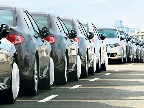 В Украину завезли новую партию автомобилей с пробегом из Южной Кореи - пробег