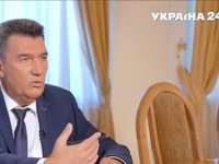 Данилов: Нужно признавать влияние олигархов на Раду, это угроза для Украины