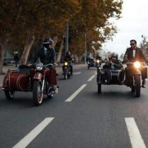 Киевские мотоциклы в кино