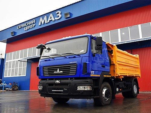 МАЗ в Украине расширяет сервисную сеть и увеличивает компенсации партнерам - МАЗ