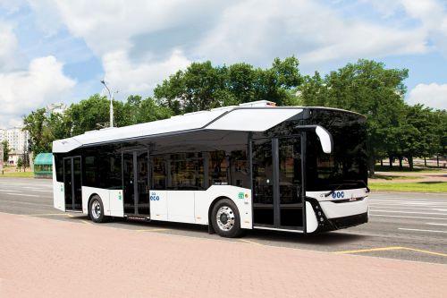 МАЗ готовит беспилотный автобус