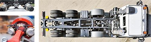 В Украину поставлены самосвалы Astra для дорожного строительства - Astra