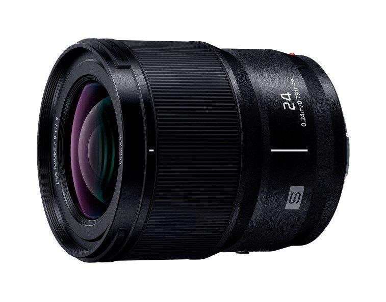 Появились новые изображения объектива Panasonic Lumix S 24mm f/1.8