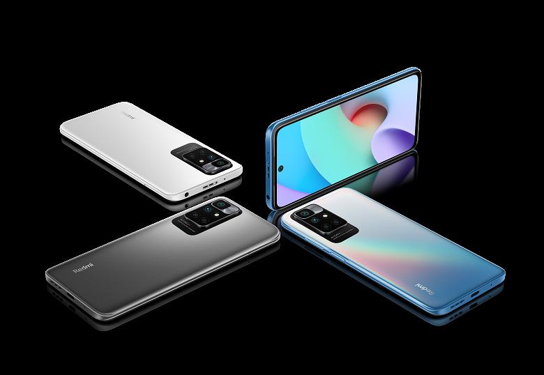 Сочетание дизайна Xiaomi Mi 10 Ultra и Redmi K40 за 150 долларов: Xiaomi представила Redmi 10 для всего мира