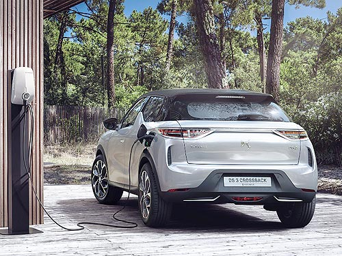DS Automobiles станет на 100% электрическим Брендом