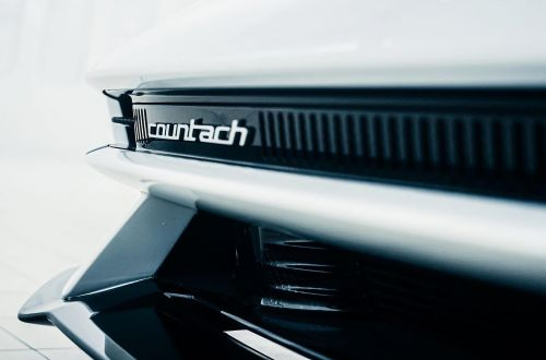 Lamborghini возродит модель Countach в стиле ретро - Lamborghini