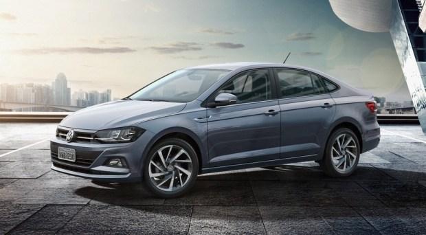 Бразильский седан Volkswagen Virtus, его выпускают с 2017-го. Длина – 4482 мм, колесная база — 2651 мм