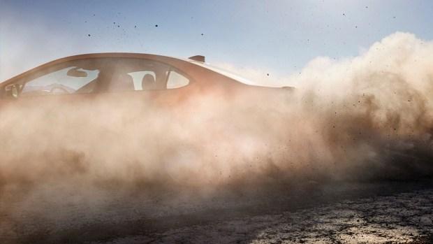 Тизер нового седана Subaru WRX
