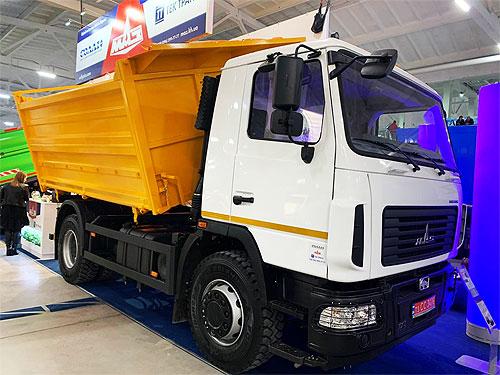 Будет ли дефицит грузовиков МАЗ в Украине - МАЗ