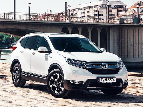 В линейке Honda в Украине появится 3-я гибридная модель: как работает технология - Honda