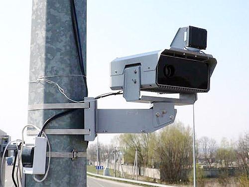 В Украине начали работать еще 20 камер автофиксакции нарушений ПДД сразу в 4 областях