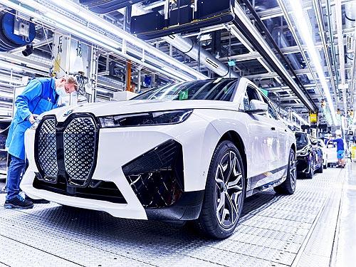 Выпуск электромобилей в Германии уже достиг 21%