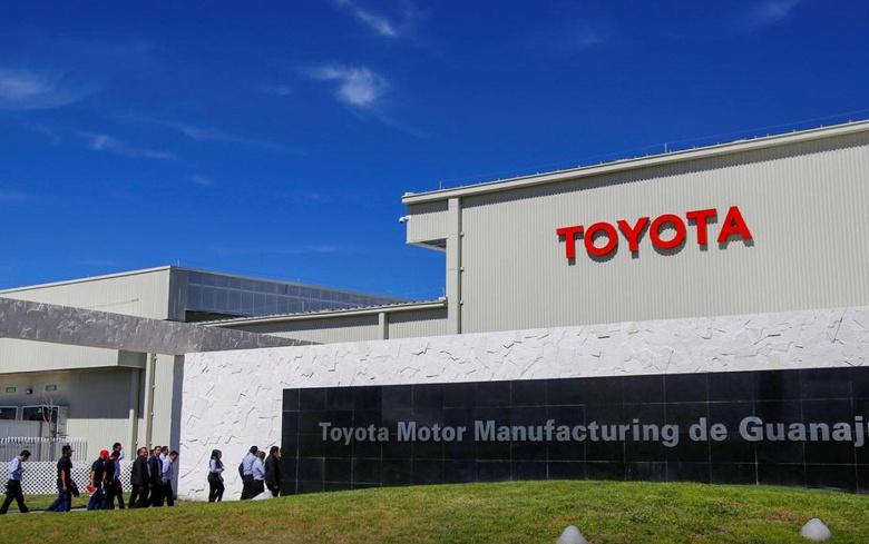 До 2030 году Toyota потратит на разработку аккумуляторных батарей для электромобилей 13,5 млрд долларов