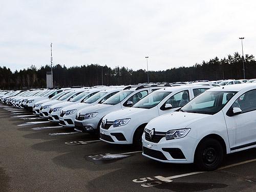 Доля лизинговых продаж новых авто в Украине уже достигла 15,4% - лизинг