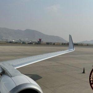Из Афганистана в Киев прибыл самолет с эвакуированными украинскими гражданами