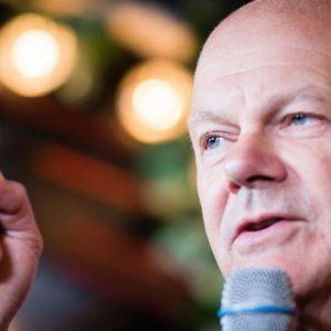 Кандидат в канцлеры от социал-демократов Шольц обрадован итогами выборов