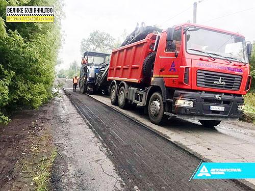 МАЗ поставил крупную партию самосвалов для дорожного строительства на уникальных условиях - МАЗ
