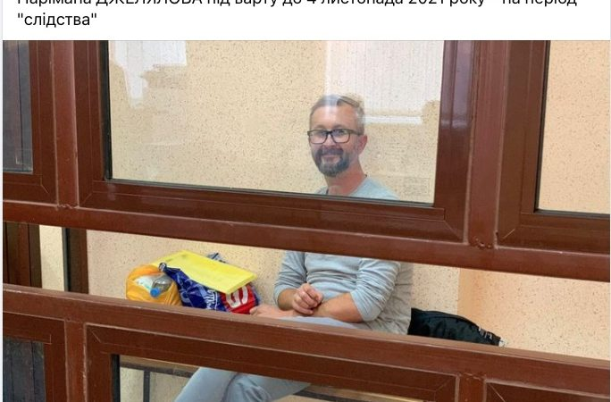 Оккупанты на два месяца арестовали замглавы Меджлиса – Чубаров