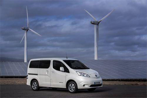 Продажи электромобилей Nissan в Европе превысили 250 тыс. шт. - Nissan
