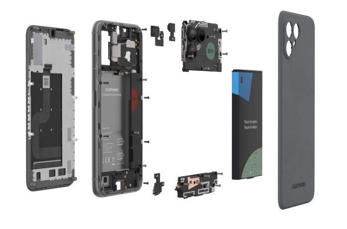 Смартфон конструктор с гарантией на 5 лет. Представлен Fairphone 4
