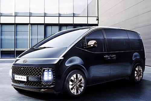 У Hyundai Staria появится грузовая версия