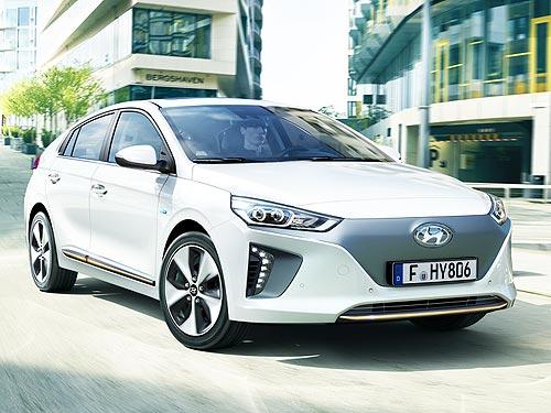 Хмельницькая АЭС купила электромобили Hyundai