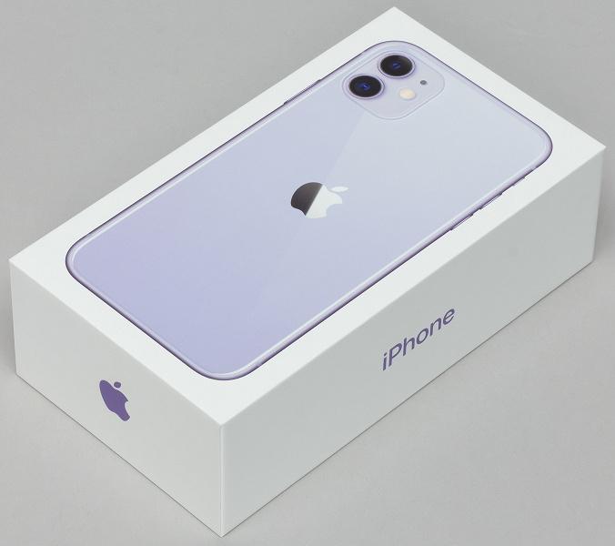 Цена на бестселлер iPhone 11 рекордно снизилась в России