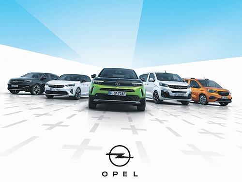 Opel возвращается в ТОП-20 самых популярных автомобильных брендов в Украине - Opel
