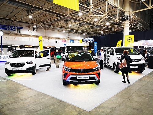 Opel возвращается в ТОП-20 самых популярных автомобильных брендов в Украине