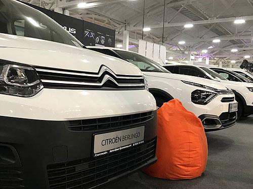 PEUGEOT, CITROEN, OPEL представили широкую линейку автомобилей на выставке в Кропивницком - PEUGEOT