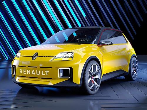 Renault возродит модель из прошлого - Renault