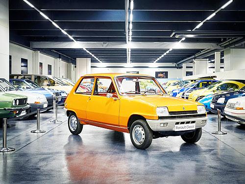 Renault проводит Европейские Дни наследия - Renault