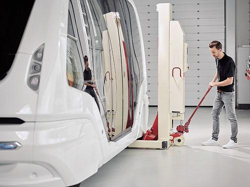 ZF Aftermarket лидирует на рынке послепродажного обслуживания нового поколения - ZF