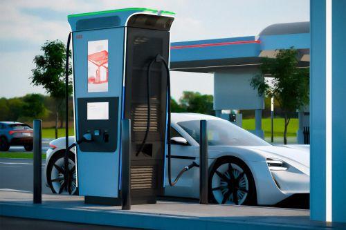 ABB представила быструю зарядку для электромобилей. Полный заряд за 15 минут