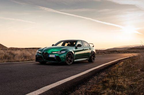 Alfa Romeo распродала весь тираж зеленых заряженных Giulia GTA и GTAm - Alfa Romeo