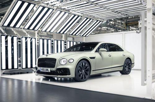 В Bentley рассказали о цветах авто, которые не теряют популярность на протяжении 90 лет