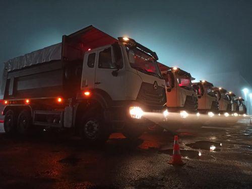 Рынок грузовиков в сентябре подкосил дефицит