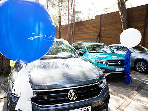 Украинский авторынок в сентябре показал 20%-ый рост продаж - статистика продаж автомобилей