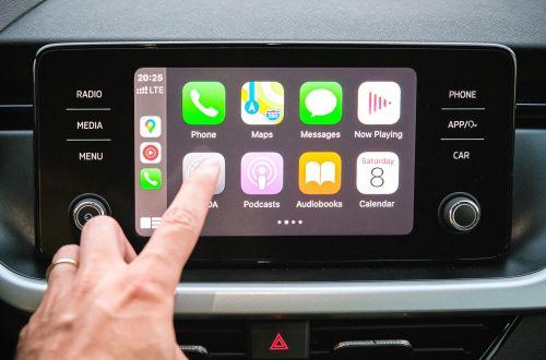 iPhone смогут управлять климатом автомобиля