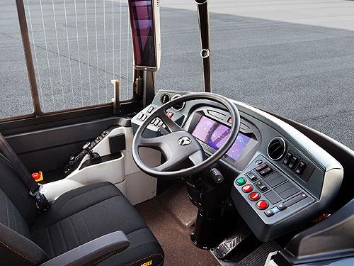 Karsan представил линейку электрических автобусов Electric City