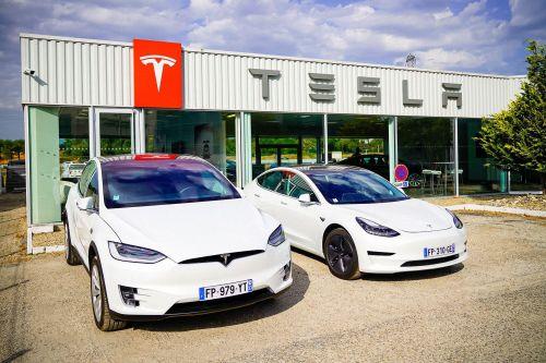 Tesla сумела установить рекорд продаж в 3 квартале даже на фоне дефицита микрочипов